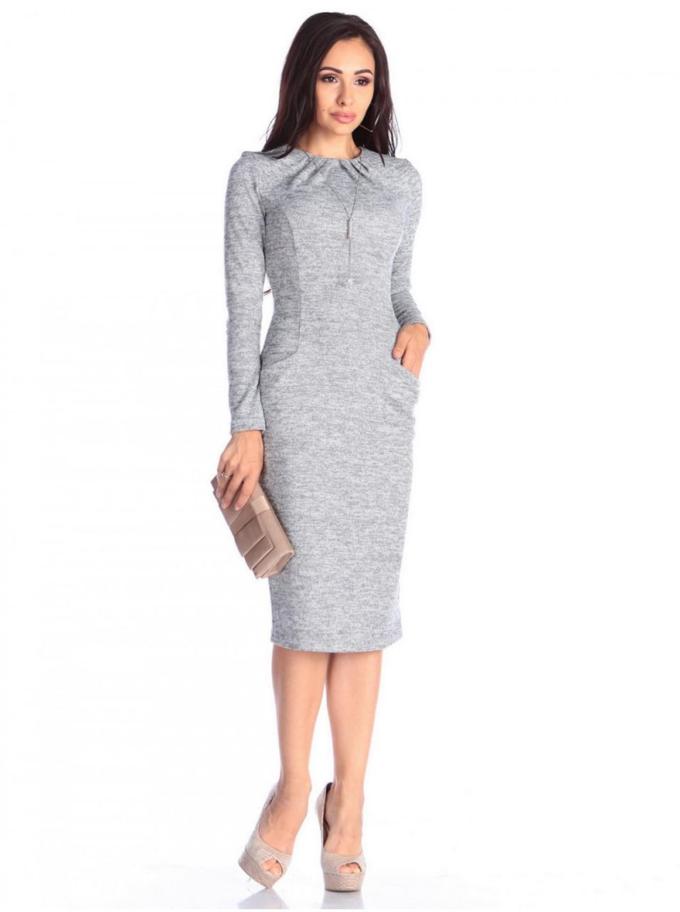 393b301bec823f9 Стильное платье из ангоры софт р.42-44 и 46-48 платья женские от ...