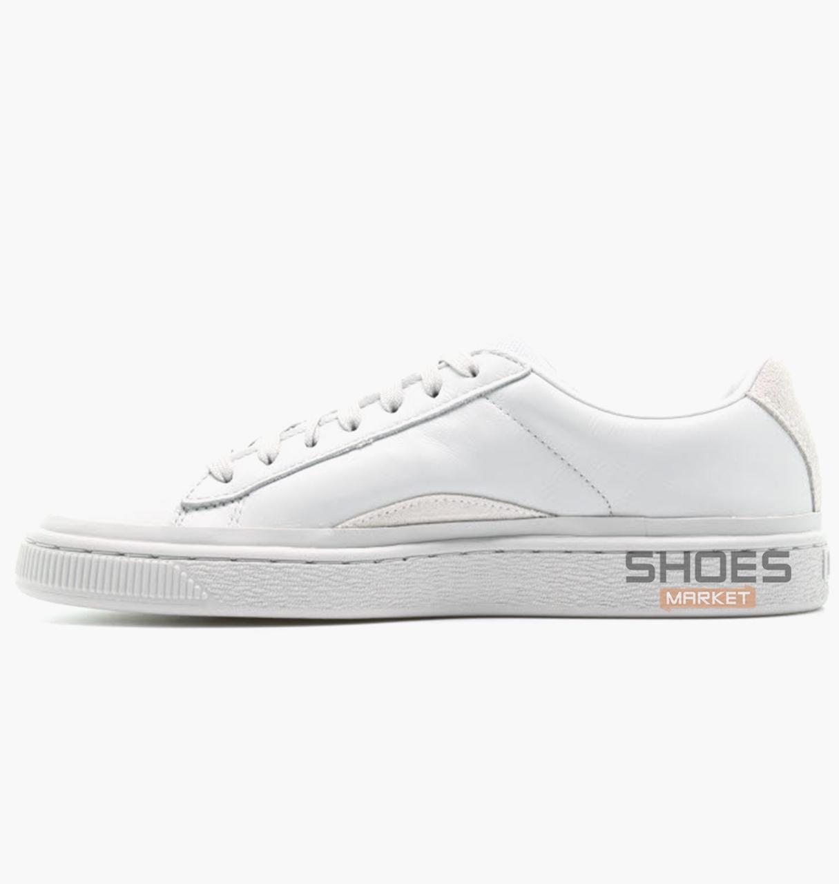 cheap for discount 219e3 c961f Мужские кроссовки Puma X HAN BASKET white 367185-02, оригинал купить в  интернет-магазине обуви Shoes Market - цена, отзывы, фото. Киев, Украина.