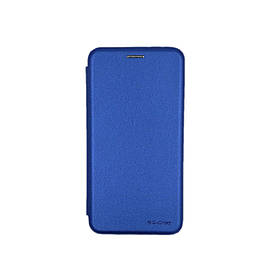 Чехол книжка для Huawei P Smart 2019 боковой, G-Case Ranger Series, Синий