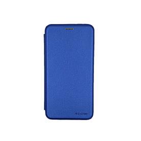 Чехол книжка для Huawei Honor 10 Lite боковой, G-Case Ranger Series, Синий