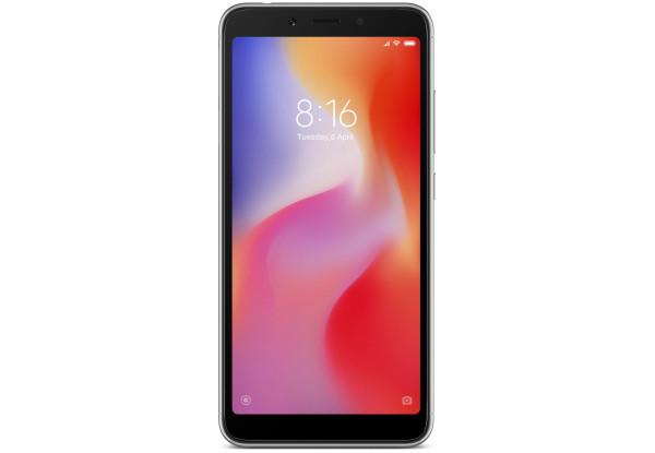 daf2bc8fb8230 Смартфон Xiaomi Redmi 6A 2/32 Black - сеть магазинов связи ringoo в Киеве
