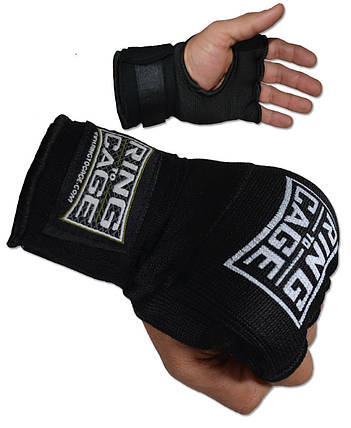 Бинты-перчатки RING TO CAGE GelTech RTC-4040, фото 2