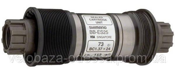Каретка BB-ES25 OCTALINK BSA 73x113мм, без болтів, фото 2