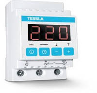 Системы защиты от перенапряжения TESSLA D25 Реле напряжения (tesslad25)