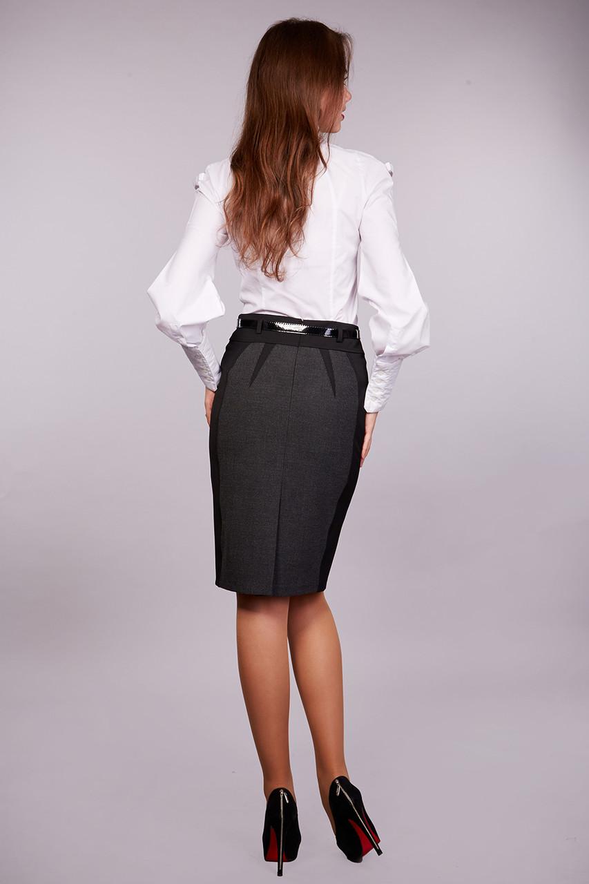 Модели строгой юбки