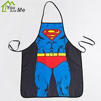 Фартук Супер Мен (Superman), Фартух Супер Мен (Superman), Прикольные фартуки