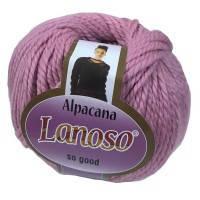 Lanoso Alpacana рожевий № 3019