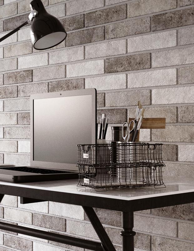 Плитка клинкер  Seven Tones серый 250х60х10