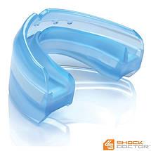 Капа гелевая для двойного брекета SHOCK DOCTOR Ultra Double Braces, фото 2