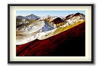 Белые Пески №1 - Картина на холсте