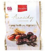 Арахис в черном шоколаде Favorina 100 г