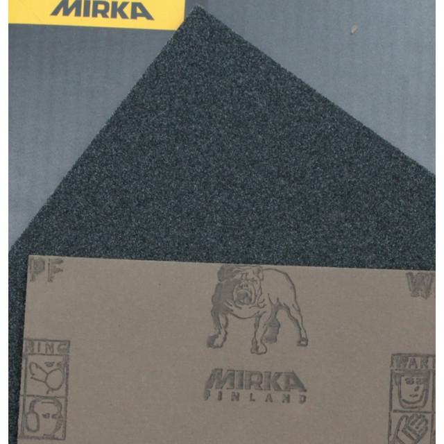 Листовая наждачная бумага Mirka