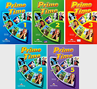 Prime Time 1-5 (Student's book + Workbook)