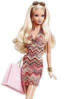 Коллекционная кукла Барби Шопоголик - City Shopper Barbie Doll, фото 2