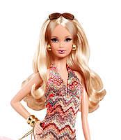 Коллекционная кукла Барби Шопоголик - City Shopper Barbie Doll, фото 3
