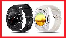 Годинник Smart Watch V8 Розумні годинник для дорослих
