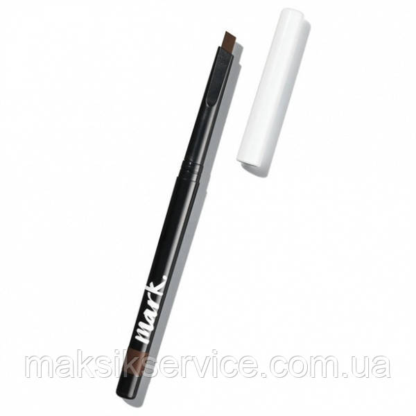 Скульптурирующий олівець для брів Mark Soft Brown Avon