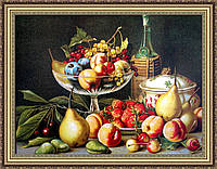 Картина в багетной раме Натюрморт 300х400 мм №601
