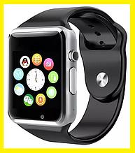 Смарт часы Smart Watch A1 умные смарт часы-телефон