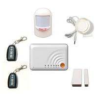 GSM-KIT-мини комплект автономной сигнализации