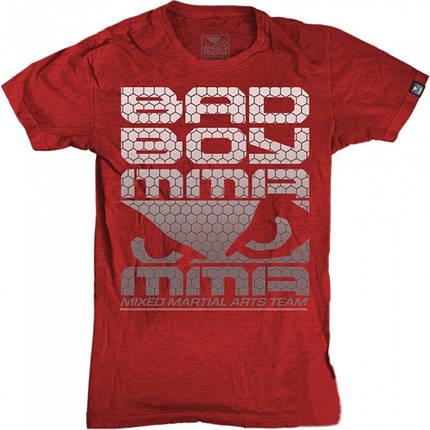Мужская футболка BAD BOY MMA Team T-Shirt, фото 2