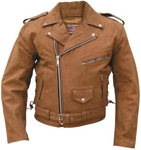 Куртка мужская кожа буйвола BUFFALO Premium