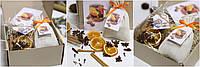 Подарочный набор Цитрусовый коктейль, Подарунковий набір Цитрусовий коктейль, Подарочные наборы, Подарункові набори