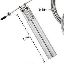 Скакалка скоростная PROCIRCLE Speed Jump Rope 360, фото 2