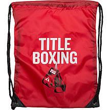 Спортивная сумка-мешок TITLE Boxing TBAG23, фото 2
