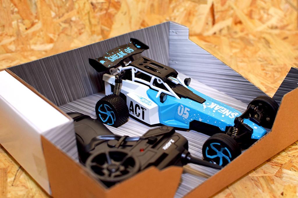 Скоростная машина на РУ «Racing Rally» HB-CL2401