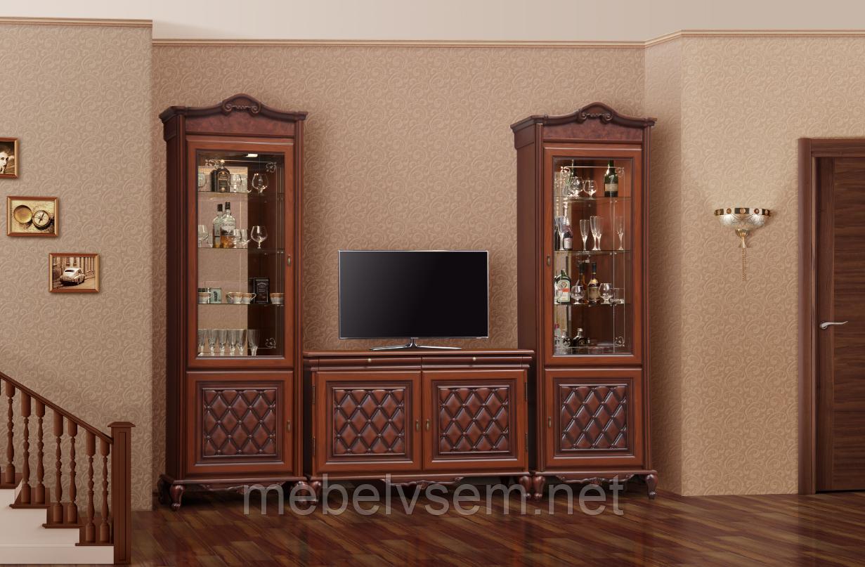 Мебель в гостиную Ливорно от Мир Мебели
