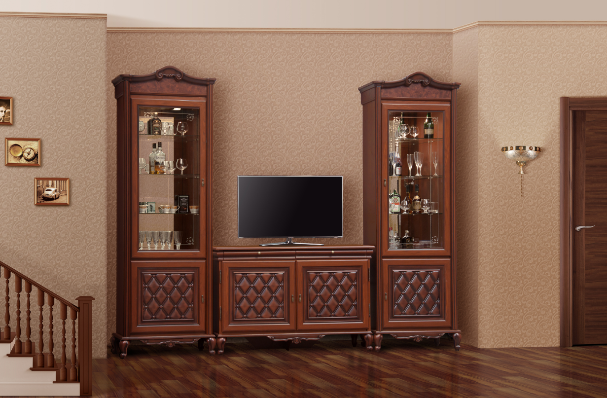 Меблі у вітальню Ліворно від Світ Меблів