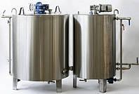 Охладители молока 630-20000л