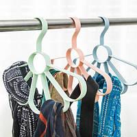 Органайзер для шарфов Цветок, Органайзер для шарфів Квітка, Органайзеры для вещей и обуви