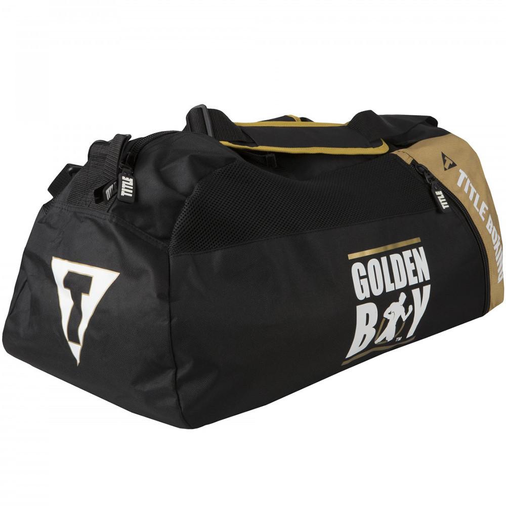 2880cce00746 Спортивная сумка-рюкзак TITLE GOLDEN GBBAG1 - Интернет-магазин