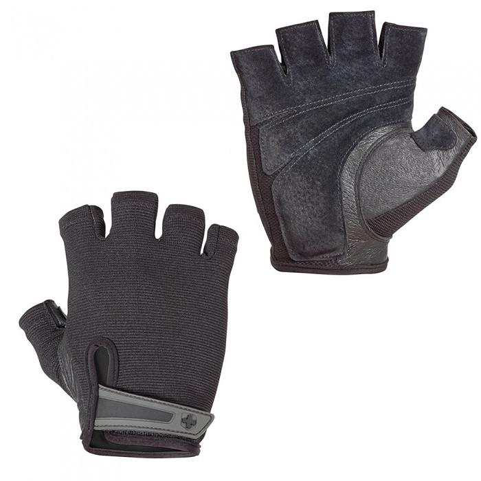 Перчатки для фитнеса HARBRINGER Men's Power Weightlifting Gloves