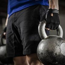 Перчатки для фитнеса HARBRINGER Men's Power Weightlifting Gloves, фото 3