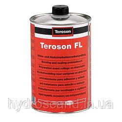 Teroson FL+ – средство для подготовки поверхностей из стекла, металла, пластмасс к склейке,1 л.
