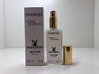 Мужская туалетная вода Terre D`Hermes с феромонами (Терра Де Хермес) тестер 65 мл