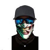 "Бафф-маска с рисунком черепа - ""Моррисон"""