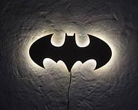 Cветильник Batman, Світильник Batman, Светильники и ночники