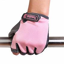 Женские перчатки для фитнеса PSEUDOIS Women's P61F, фото 3
