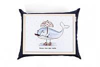 Поднос с подушкой Кит, Піднос з подушкою Кіт