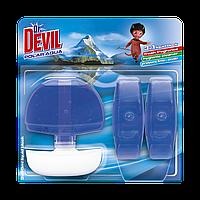 """Туалетный блок """"Dr.Devil"""" Neutro effect Полярная вода 3х55мл"""