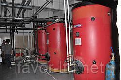 Утилизация тепла холодильных установок
