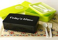 Ланч-бокс todays menu mini, Ланч-бокс todays menu mini, Термосы и ланч-боксы