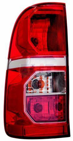Задні ліхтарі TOYOTA HILUX VII 212-19W6L-LD-UE DEPO