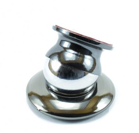 Магнітний Тримач Mobile Bracket для Телефону Універсальний Автомобільний тримач (СИНІЙ і СРІБЛО) - Інтернет-магазин Trand Market в Одесі