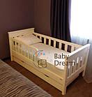 Детская односпальная кровать Infinity Baby Dream, фото 4