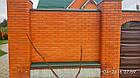 Парапет на забор на 125 мм, фото 5
